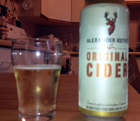 Keith's Cider